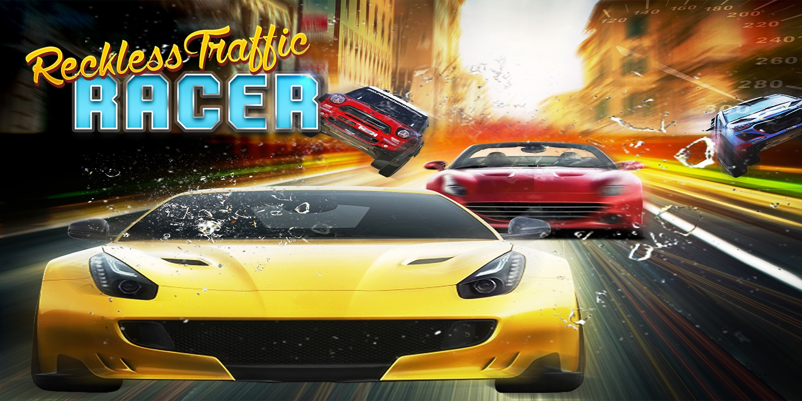 Reckless Traffic Racer - Complete Unity Project