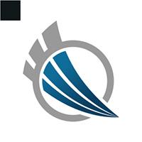 Quantum Swing Logo Template