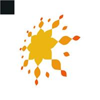 Sun Splash Logo Template