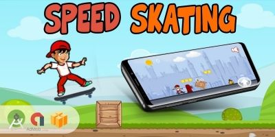 Speed Skating - Project Buildbox