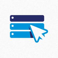 Click Server Logo