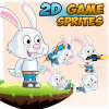 rabbit-2d-game-character-sprites