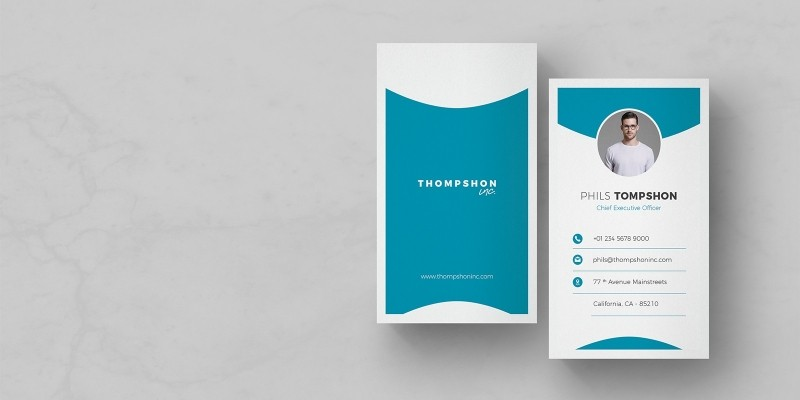 Professional Business Card Vol 02