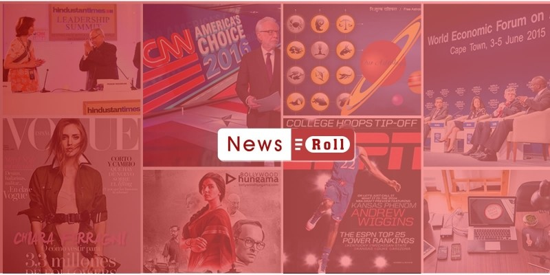 NewsRoll – Newspaper Android Source Code
