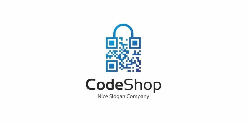 Code Shop Logo