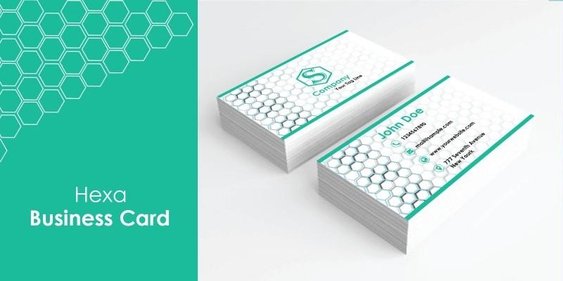Hexa Business Card