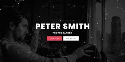 Mehul - Personal Portfolio HTML Template
