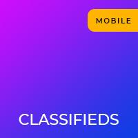 Classifieds Ionic App Source Code