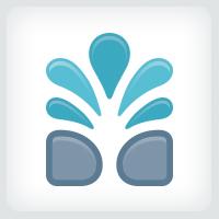 Fountain Tree Logo