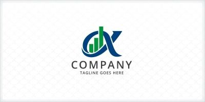 Alpha - Financial Logo