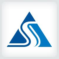 Delta Letter S Logo