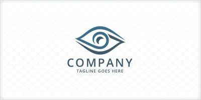 Optician - Eye logo