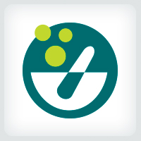 Pharmacy - Mortar and Pestle Logo
