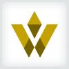abstract-letter-v-logo