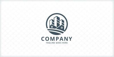 Building - Construction Logo