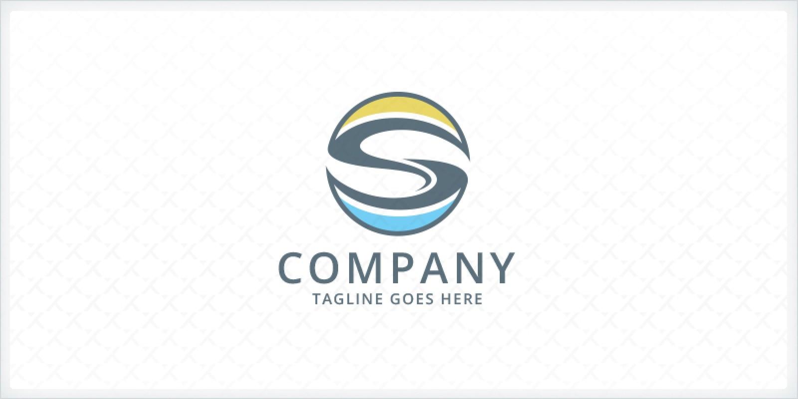 Spiral - Letter S Logo