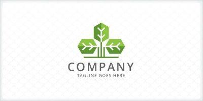 Tree - Landscaping Logo