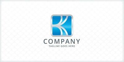 Abstract Letter K Logo