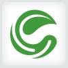 letter-c-leaf-logo