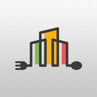 City Food Logo