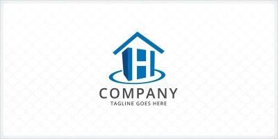 Home - Letter H Logo