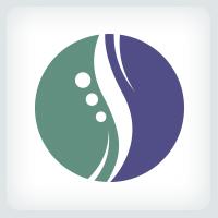Spine - Chiropractic Logo