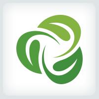 Leaves Propeller Logo