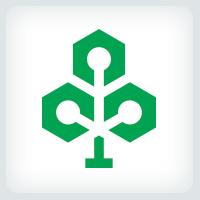 Hive Tree Logo