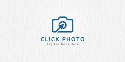 Click Photo Logo