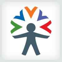 People Juggling Logo