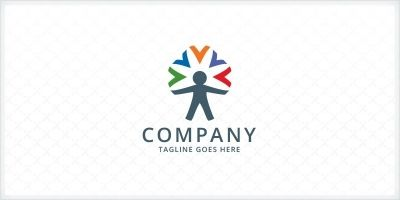 People Juggling Logo