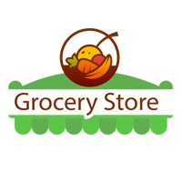 Grocery App UI Template