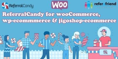 ReferralCandy WooCommerce Plugin