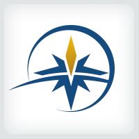 North - Compass Logo