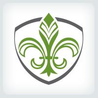 Shield - Fleur De Lis Logo