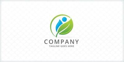 People - Leaf Logo