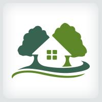 Home and Tree Logo