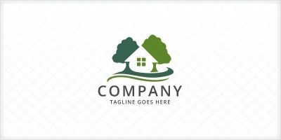 Home and Tree Logo