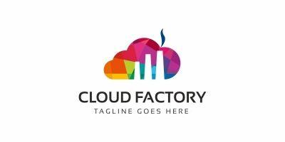 Cloud Factory Logo