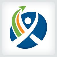Wellness - People Logo