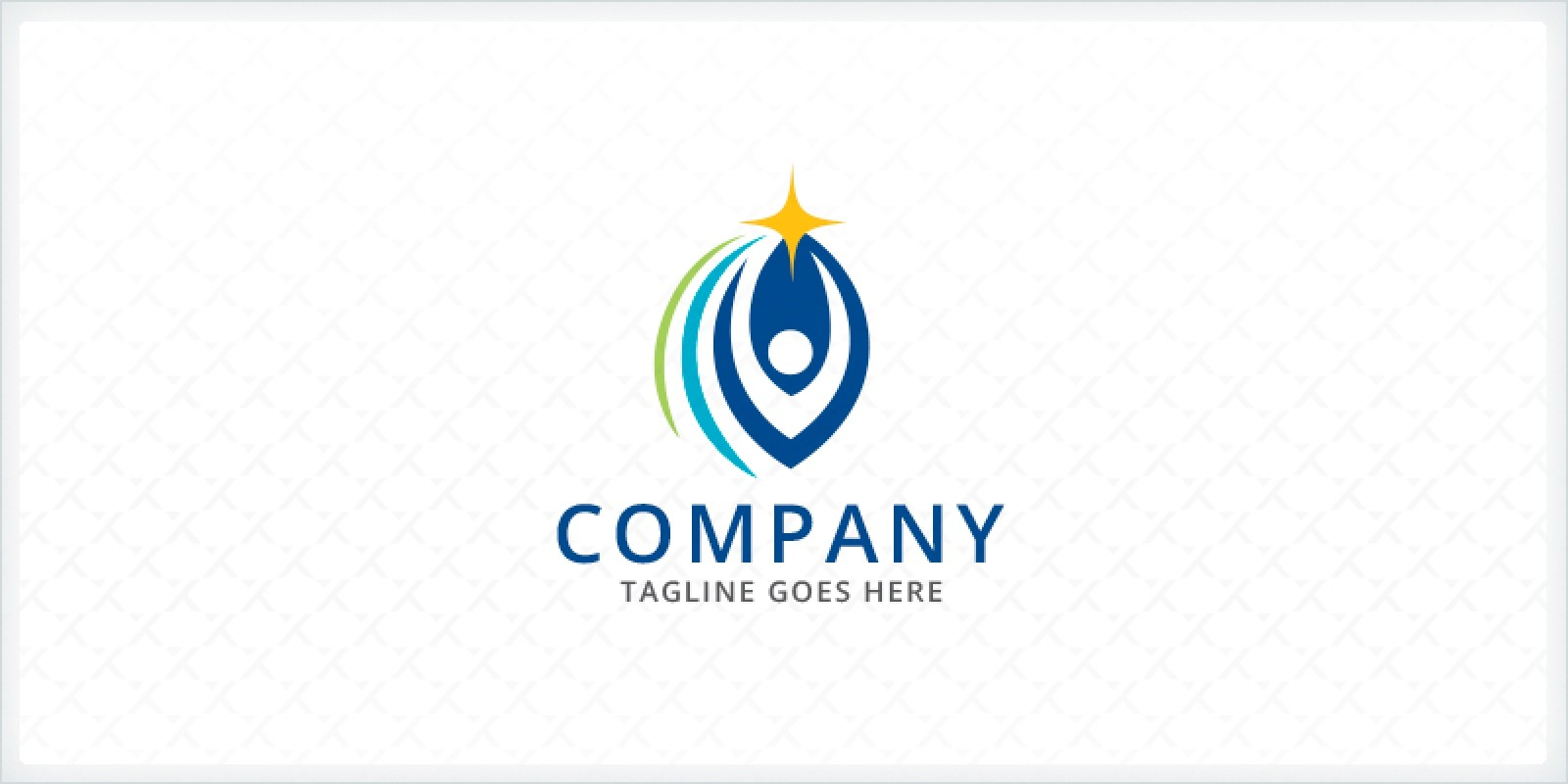 Reach Higher - People Logo