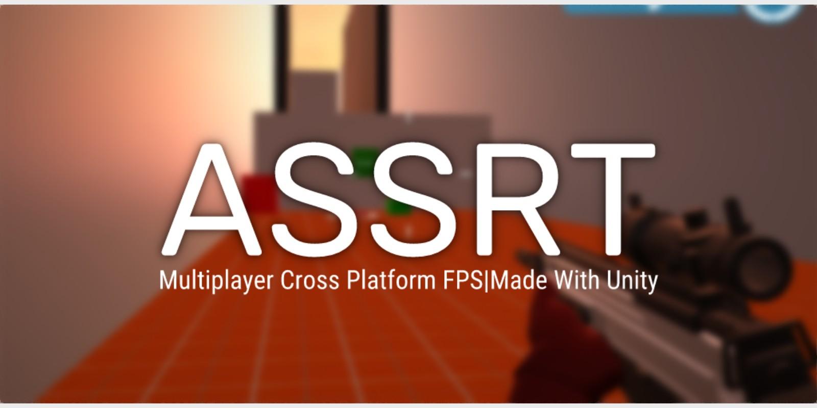 Multiplayer Cross Platform FPS Unity