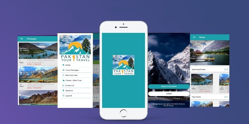 Ionic 4 Travel App With Firebase