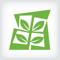 Leaves - Landscaping Logo