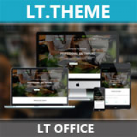 LT Office - Premium Private Joomla Company theme
