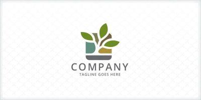 Mosaic Tree - Landscaping Logo