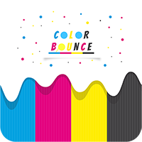 Bounce Color 3D BBDOC Template