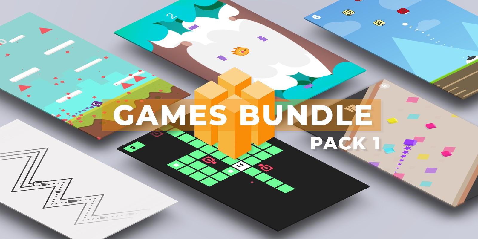 Buildbox Games Bundle Pack 1