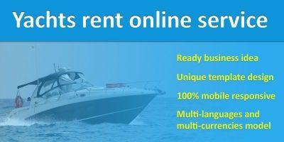 Yacht Charter - Yachts rent online service