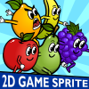 5-fruit-monsters-2d-game-character-sprite